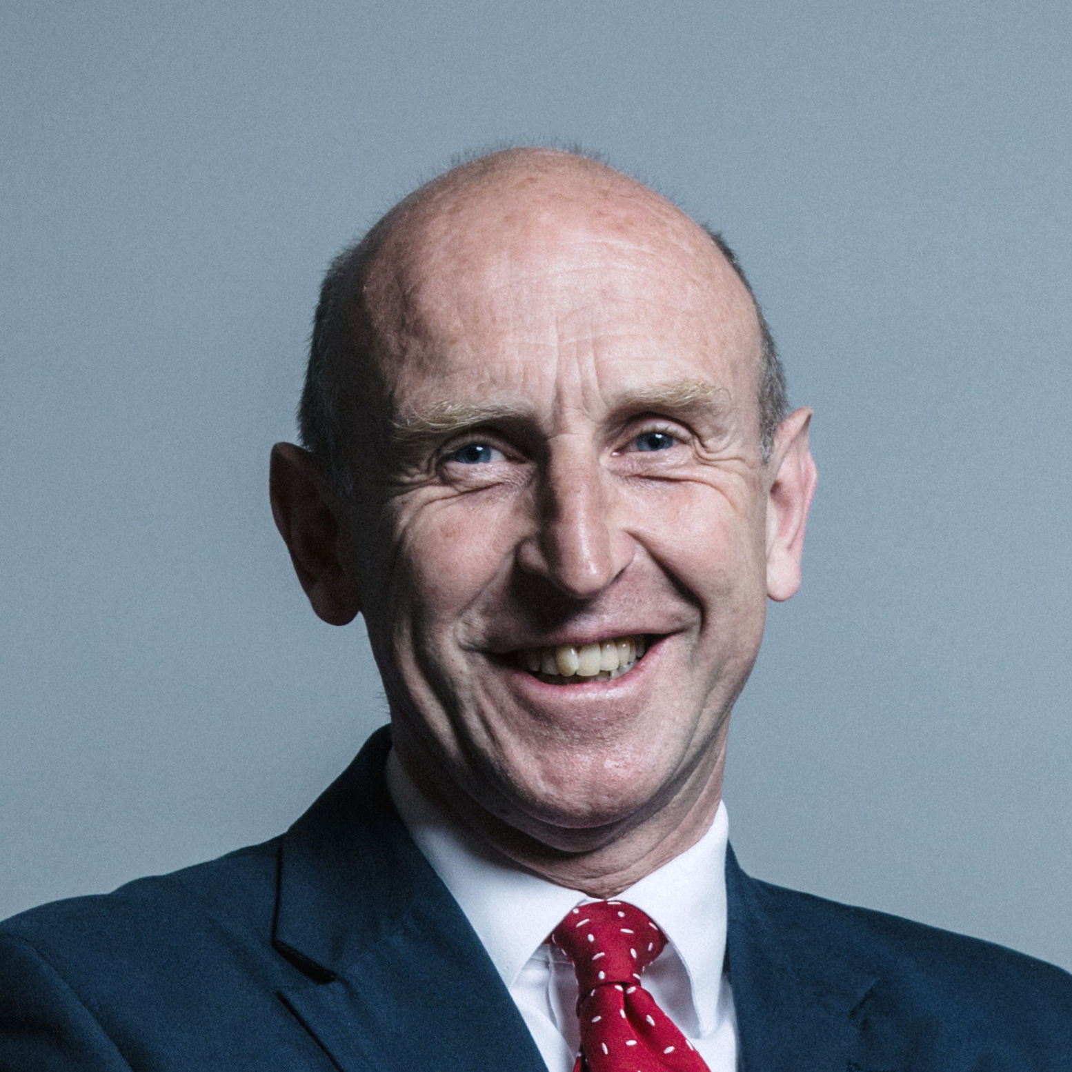 John Healey Portrait