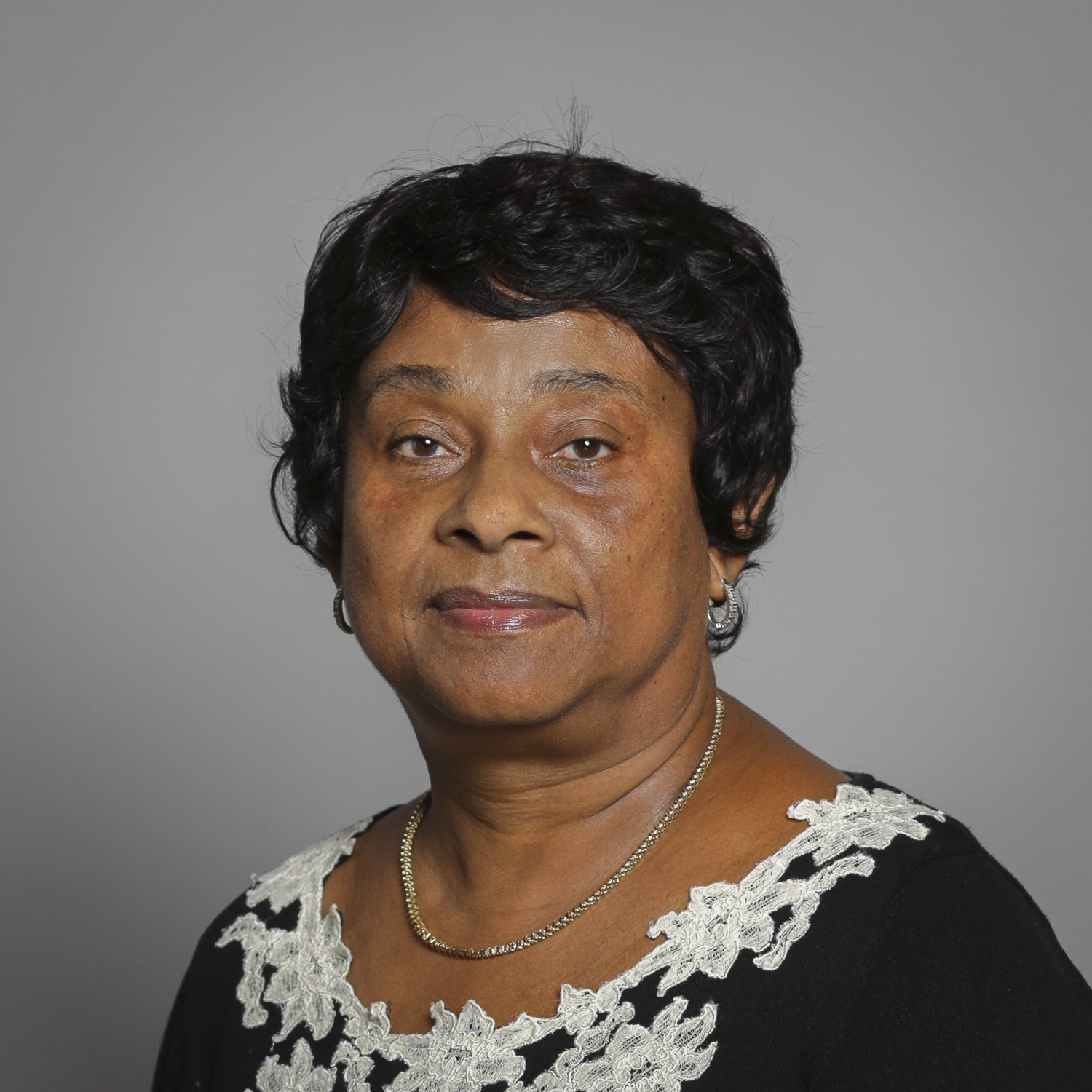 Baroness Lawrence of Clarendon Portrait