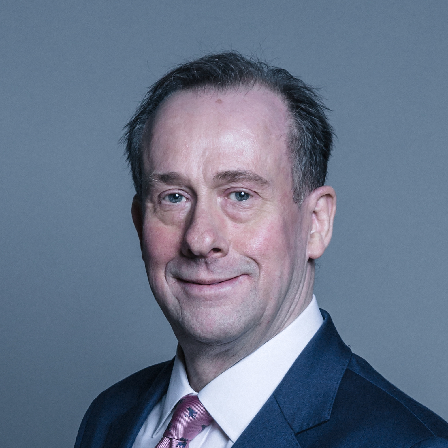 Lord Callanan Portrait
