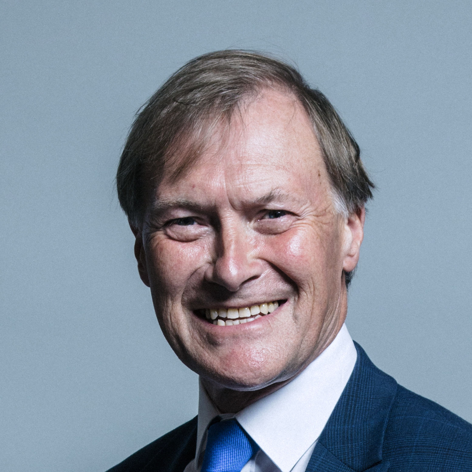 David Amess Portrait