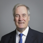 Lord Bates Portrait