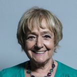 Margaret Hodge Portrait