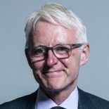 Norman Lamb Portrait