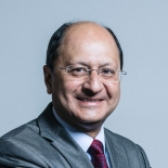 Shailesh Vara Portrait