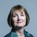 Harriet Harman Portrait