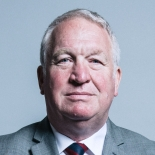Sir Mike Penning Portrait