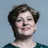 Emily Thornberry Portrait