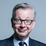 Michael Gove Portrait