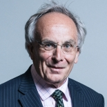 Mr Peter Bone Portrait