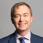 Tim Farron Portrait