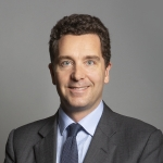 Edward Timpson Portrait