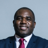 David Lammy Portrait