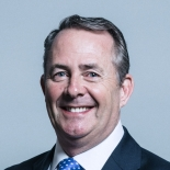 Liam Fox Portrait
