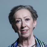 Margaret Beckett Portrait