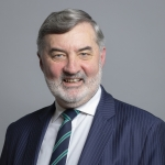 Lord Alderdice Portrait
