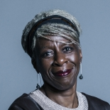 Baroness Young of Hornsey Portrait