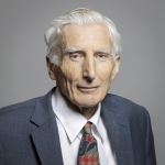 Lord Rees of Ludlow Portrait