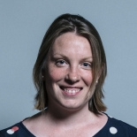 Tracey Crouch Portrait
