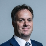Julian Sturdy Portrait