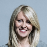 Esther McVey Portrait