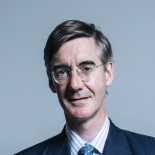 Jacob Rees-Mogg Portrait