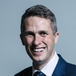 Gavin Williamson Portrait