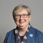 Joanna Cherry Portrait