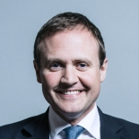 Tom Tugendhat Portrait