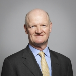 Lord Willetts Portrait