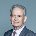 Julian Lewis Portrait