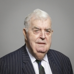 Lord Kilclooney Portrait
