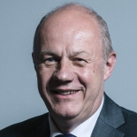 Damian Green Portrait