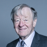 Lord Dubs Portrait
