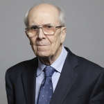 Lord Tebbit Portrait